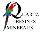 Quartz Résine Minéraux